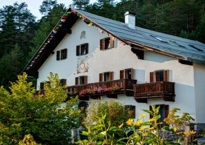 The Alpen Retreat Center